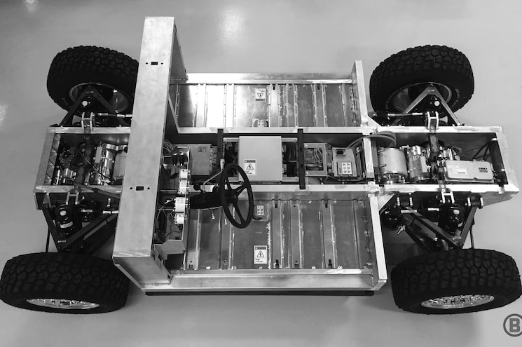 Bollinger Chassis Horizontal