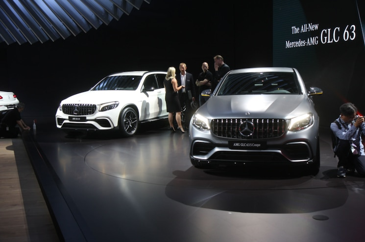 2018 Mercedes Benz Glc63 And Glc63 S Coupe Ttn Nyias