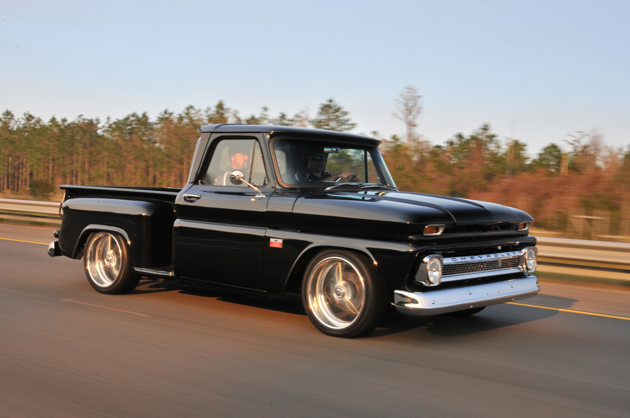 1966 Chevy C10 Stepside: If You Want Success, Try Starting ...