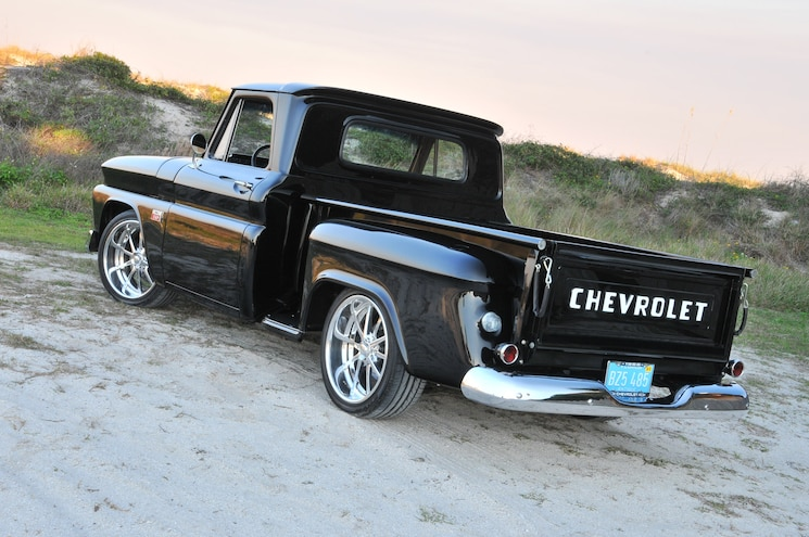1966 Chevy C10 Stepside: If You Want Success, Try Starting