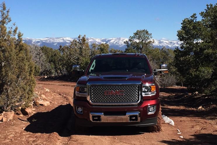 008 Particulate Matters 2017 Gmc Sierra 2500hd Denali Altitude