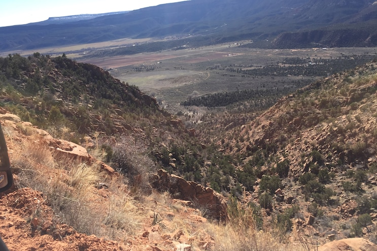 012 Particulate Matters 2017 Gmc Sierra 2500hd Denali Hill Descent