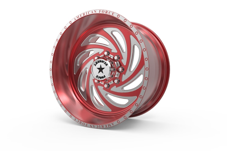 Forged Wheel Guide Conquer SF8