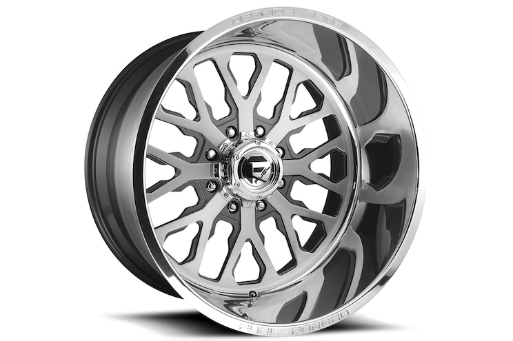 Forged Wheel Guide FF45