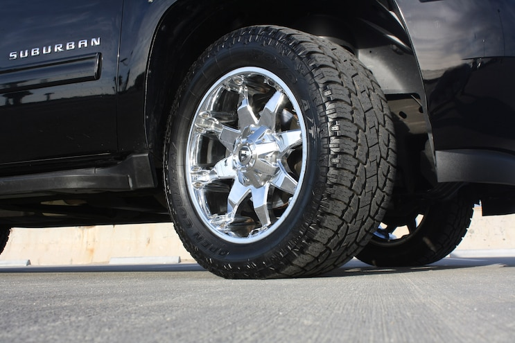 Testing Toyo's Open Country ATII All-Terrain Tire