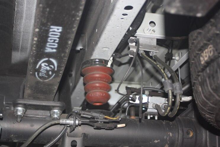 Air Lift Loadlifter 5000 Bumpstop