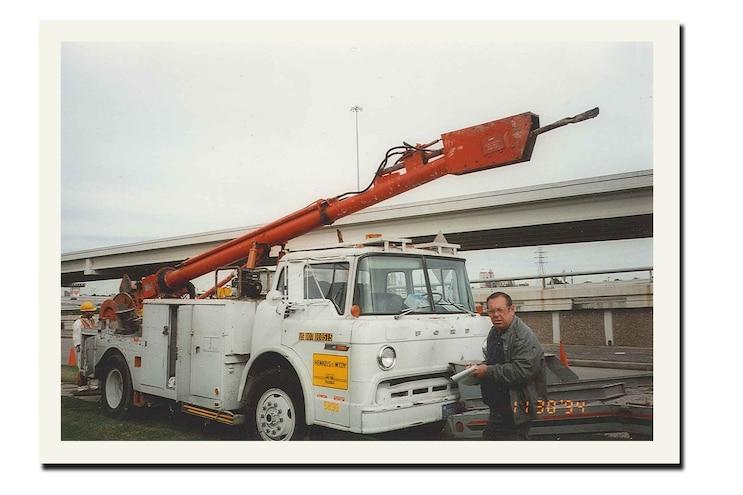 Auto News 8 Lug Work Truck Henkels And Mccoy Group Fleet Ford Trucks F Series 40 Years Tough Upfit Vintage