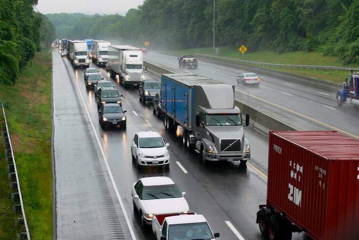 Auto News 8 Lug Work Truck Inrix Traffic Scorecard Transportation Analytics Us Drivers Los Angeles  1400 Congestion Commuters
