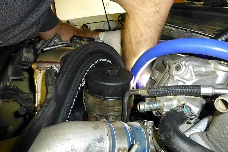 050 Bulletproof Diesels Oil Cooler System