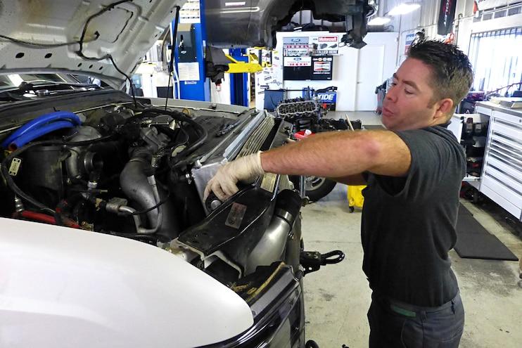 047 Bulletproof Diesels Oil Cooler System