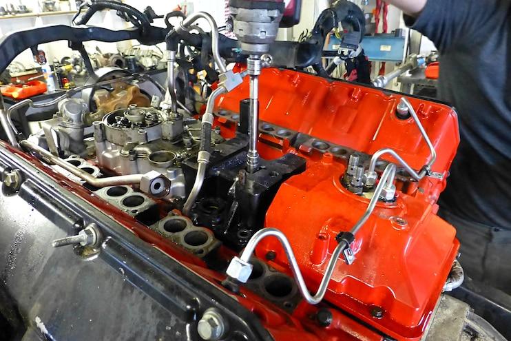 Bulletproof Diesels Oil Cooler System Top Engine Cooler Turbo Mount