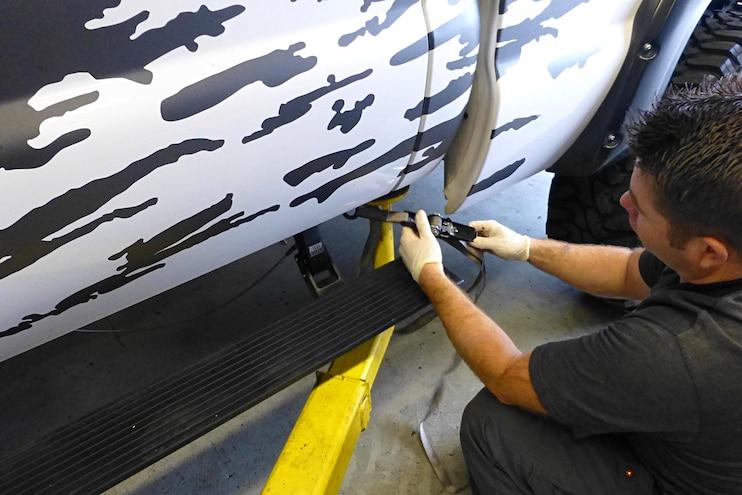 012 Bulletproof Diesels Oil Cooler System
