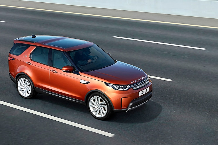 2017 Land Rover Discovery First Drive On Road