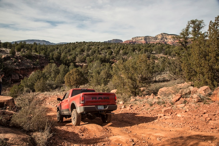 2017 Ram 2500 Power Wagon First Drive Offroad