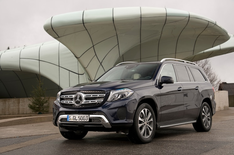 Mercedes-Benz Gives Up on Certifying 2017 Diesel Models, For Now