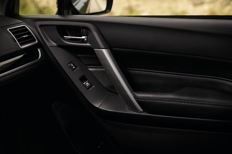 2018 Subaru Forester Black Edition Interior Door Panel