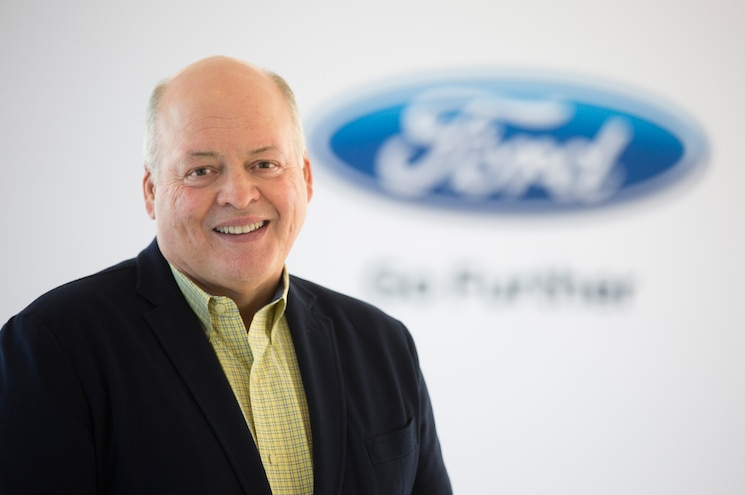 Jim Hackett Named New Ford CEO in Leadership Shakeup