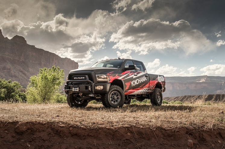 Yokohama Tires Wants You To Get Trucked Up with Power Wagon Giveaway!