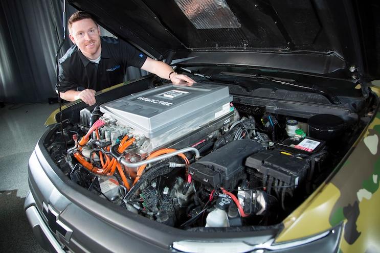 Interview Chris Colquitt Engine Bay