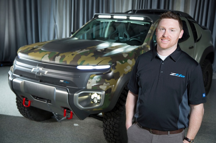 Interview: Chris Colquitt, Project Manager Chevrolet Colorado ZH2 Fuel Cell Demonstrator