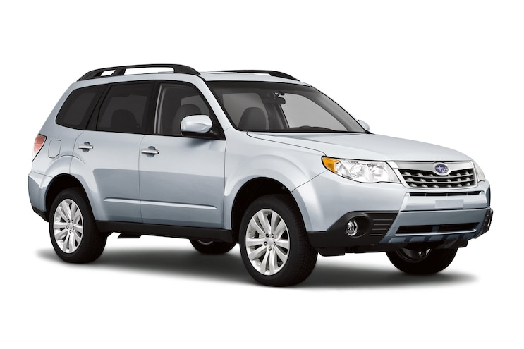 Pre Owned 2009 2013 Subaru Forester