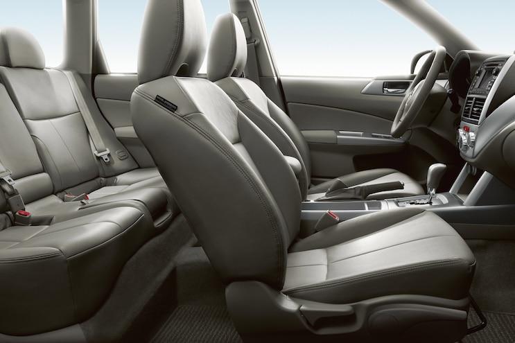 Pre Owned 2009 2013 Subaru Forester Interior