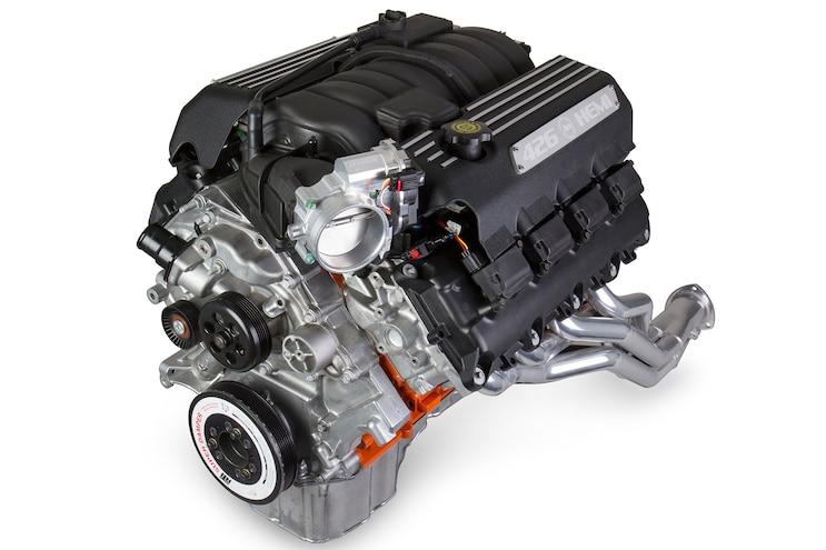 History of the Hemi V-8 Engine