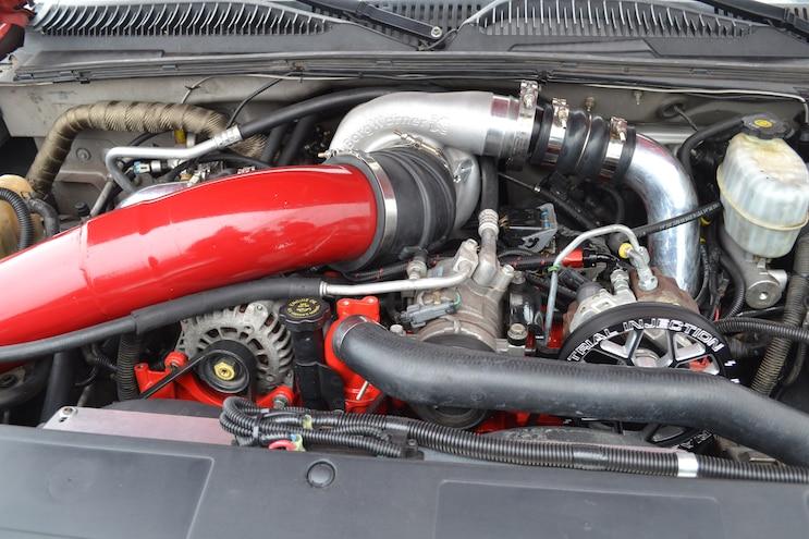 002 Mat Ray 2004 Gmc Sierra 2500hd Engine