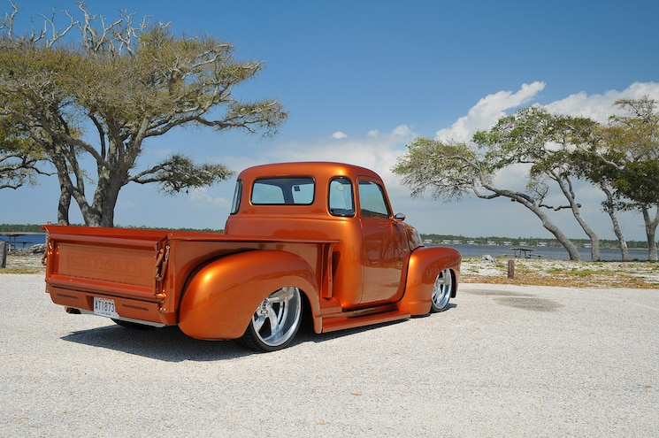 1950 Chevy 3100 The Boss Rear