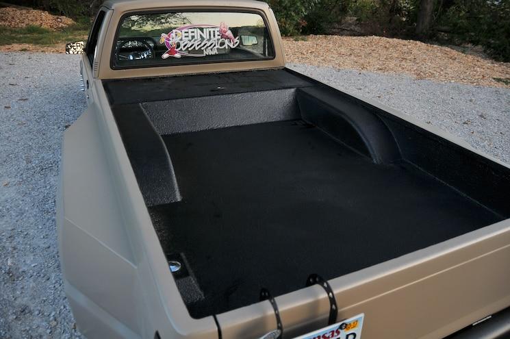 1988 Mazda B3500 Lil Fatty Bed