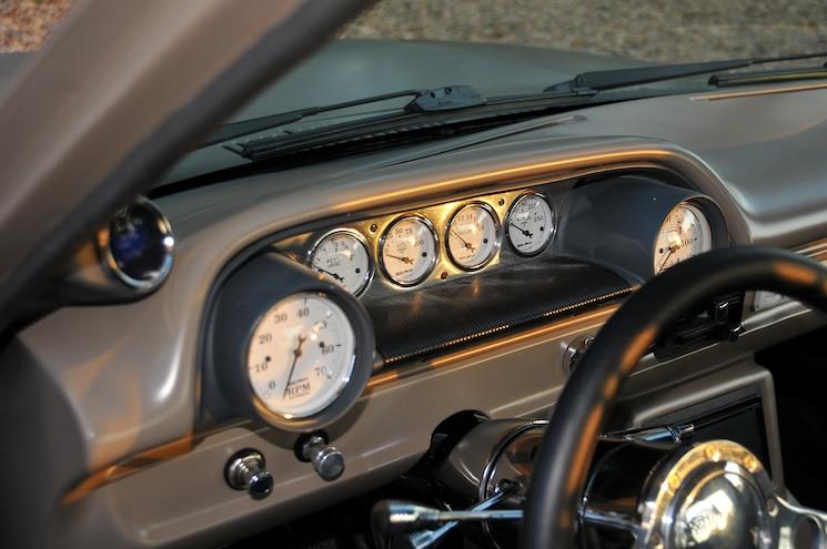 1988 Mazda B3500 Lil Fatty Gauges