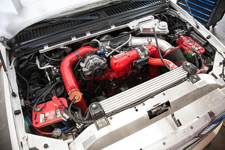 002 Aeromotive Psp Diesel Lift Pump Powerstroke Turbo Upgrade