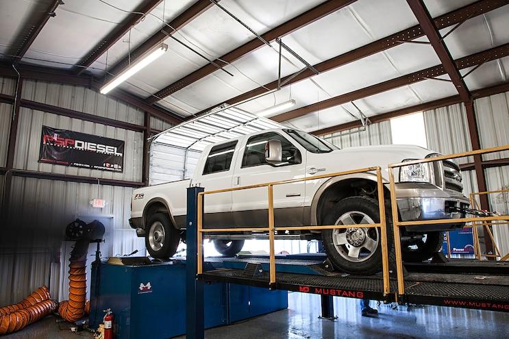 022 Aeromotive Psp Diesel Lift Pump Powerstroke Leak Check Dyno