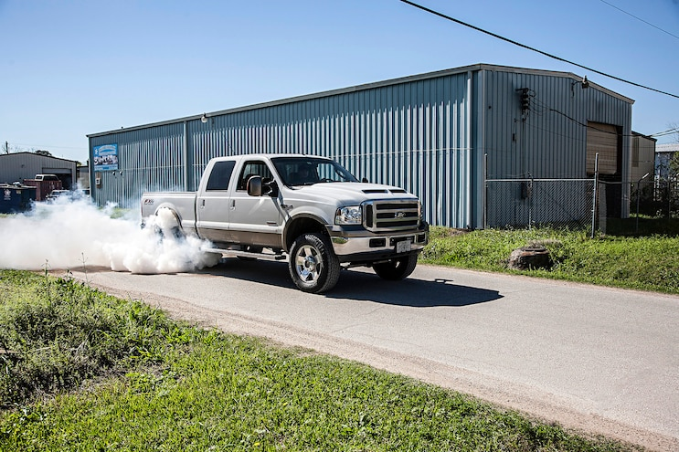 PSP Diesel Installs Aeromotive's Stout New Lift Pump for 6.0L Ford Power Stroke Engines