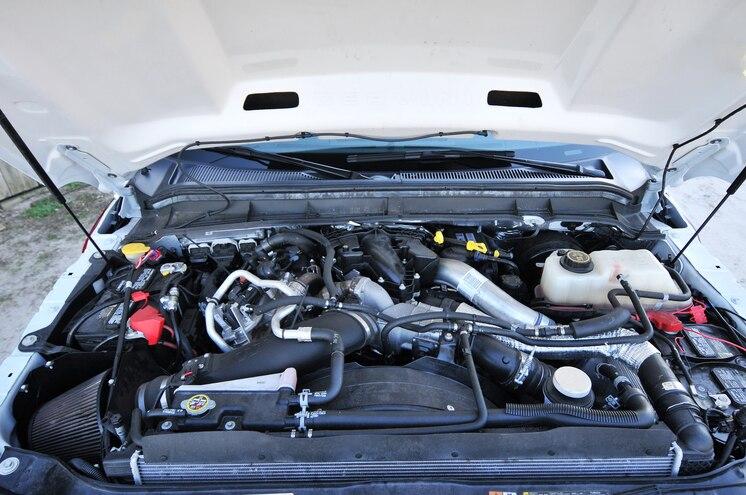 2016 Ford F 250 Engine
