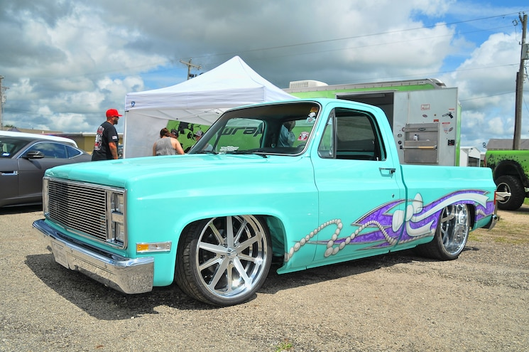Showoff Car & Truck Show: Where the Heart Is