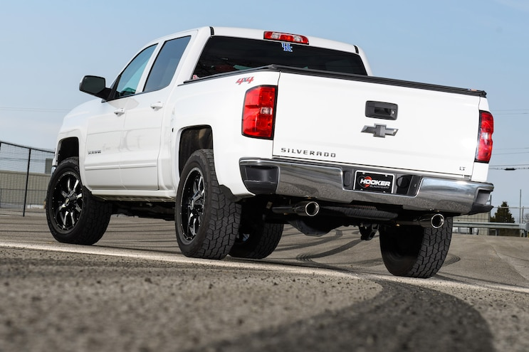 2015 Silverado 1500 Hooker Exhaust 24