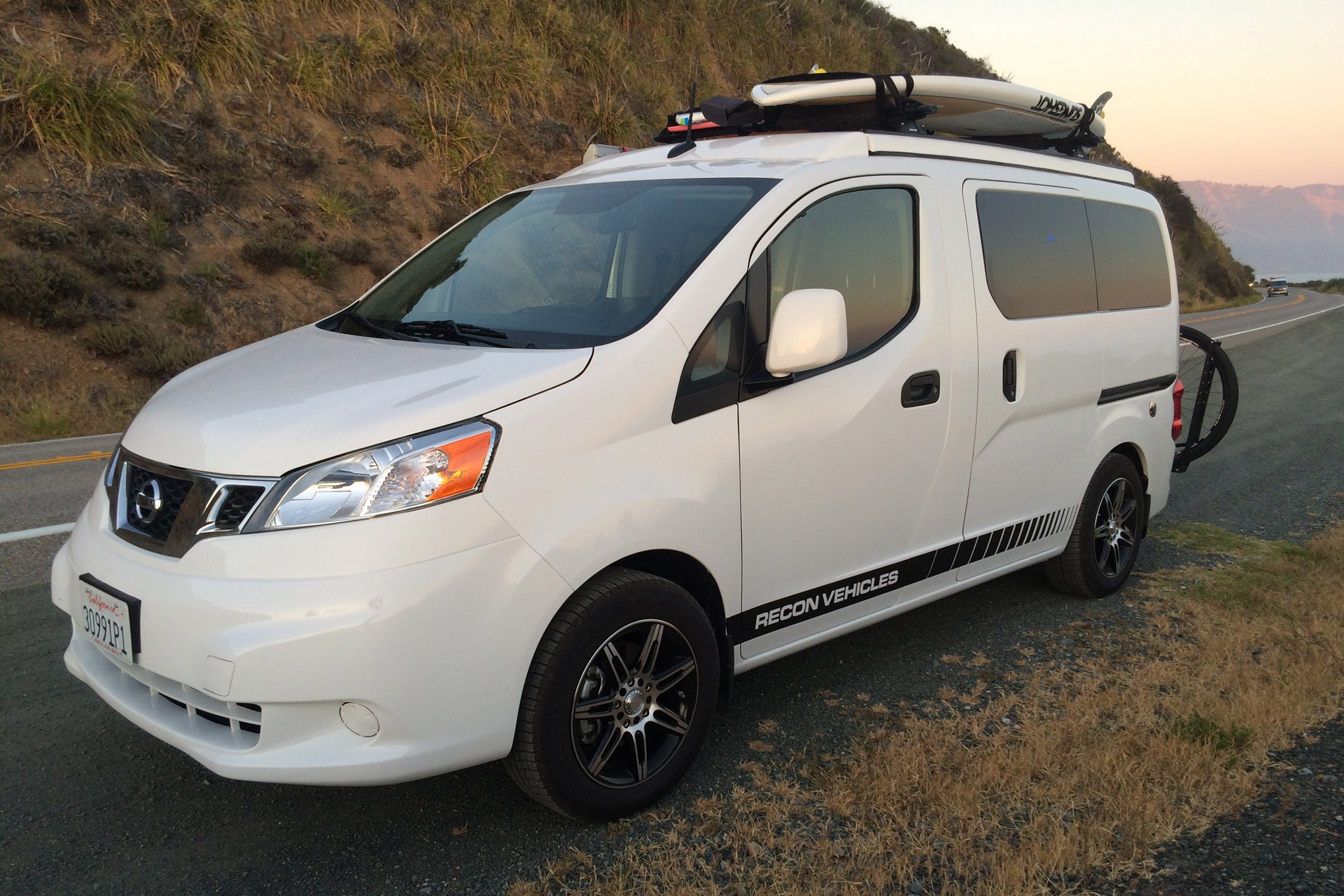 Nissan NV200 Recon Camper Van Review