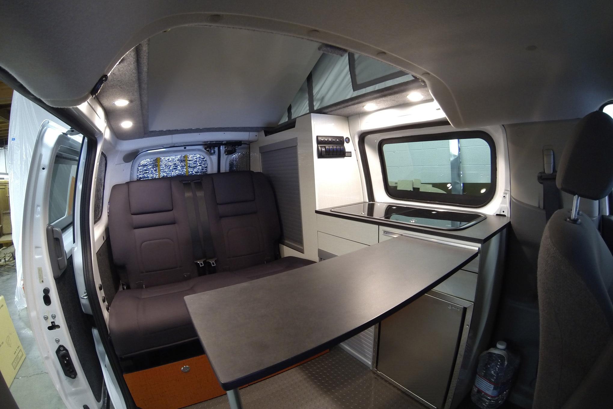 Nissan NV200 Recon Camper Van Review
