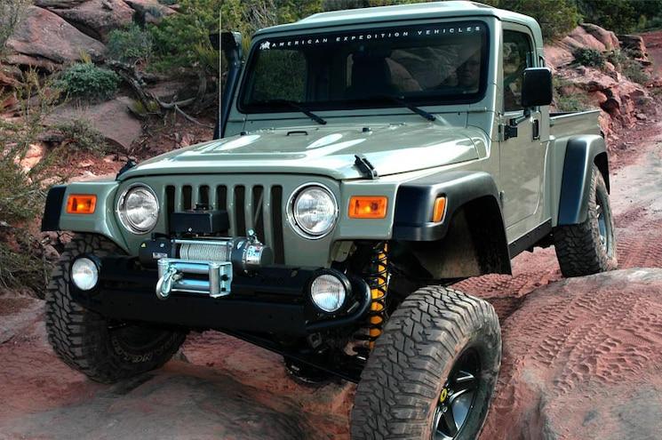 Jeep Wrangler Tj Aev Brute Off Road 01