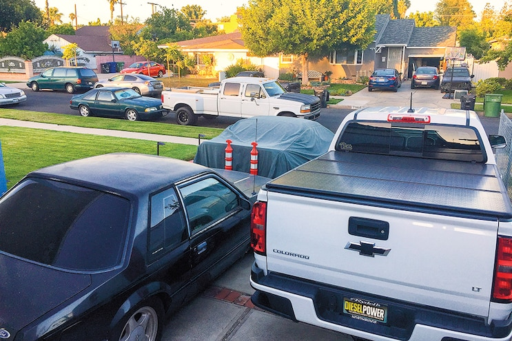 Particulate Matters: Do I Miss Mustang?