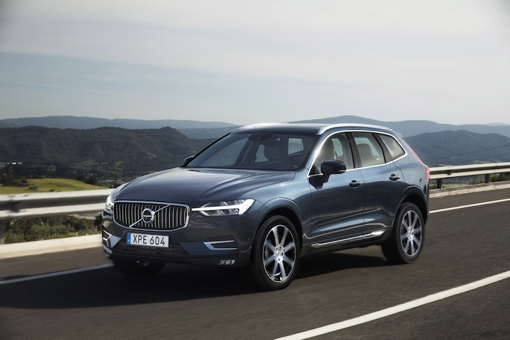 First Drive: 2018 Volvo XC60