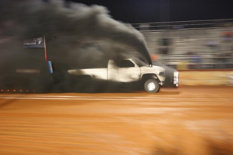 Rudys Season Opener 2017 White Dodge Smoking