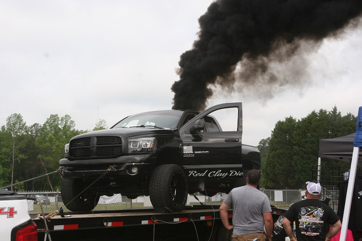 016 Rudys Season Opener 2017 Black Dodge Dyno
