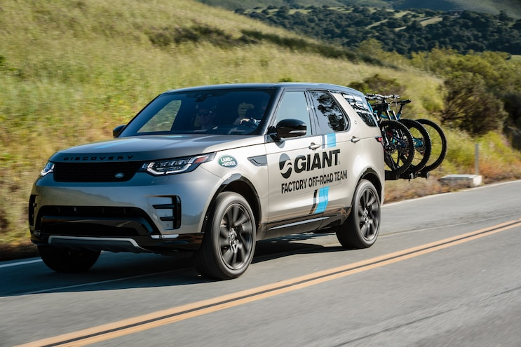 Land Rover Goes Giant With New Partnership