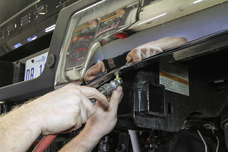 2017 Ford F350 Leveling The Load 22