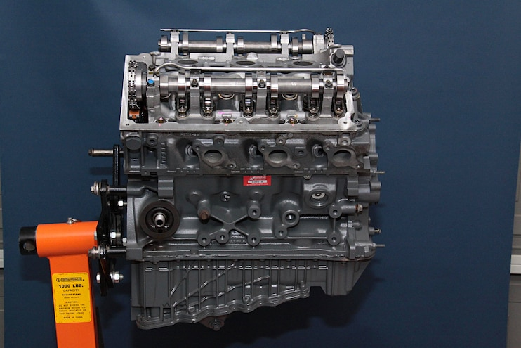 Jasper Engines Remanufactured Crate Engine and Transmission