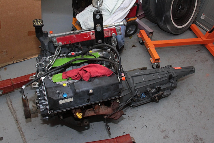 Crate Engine Transmission Jasper