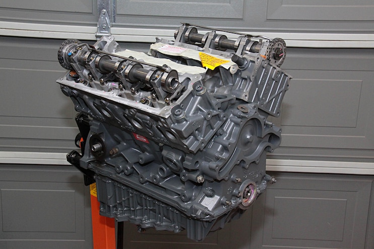 011 Crate Engine Transmission Jasper