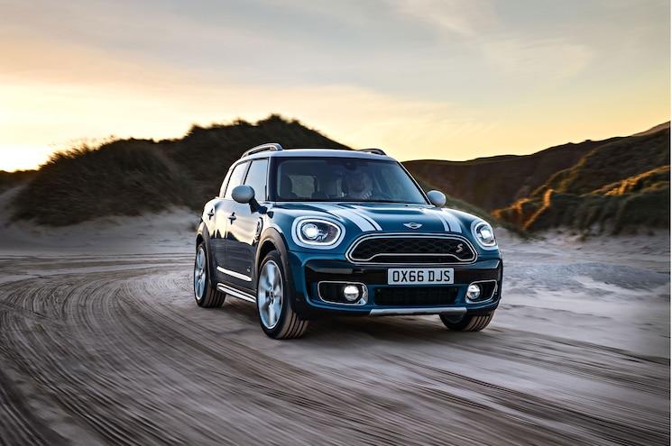 2017 Mini Countryman Rated as Top Safety Pick by IIHS